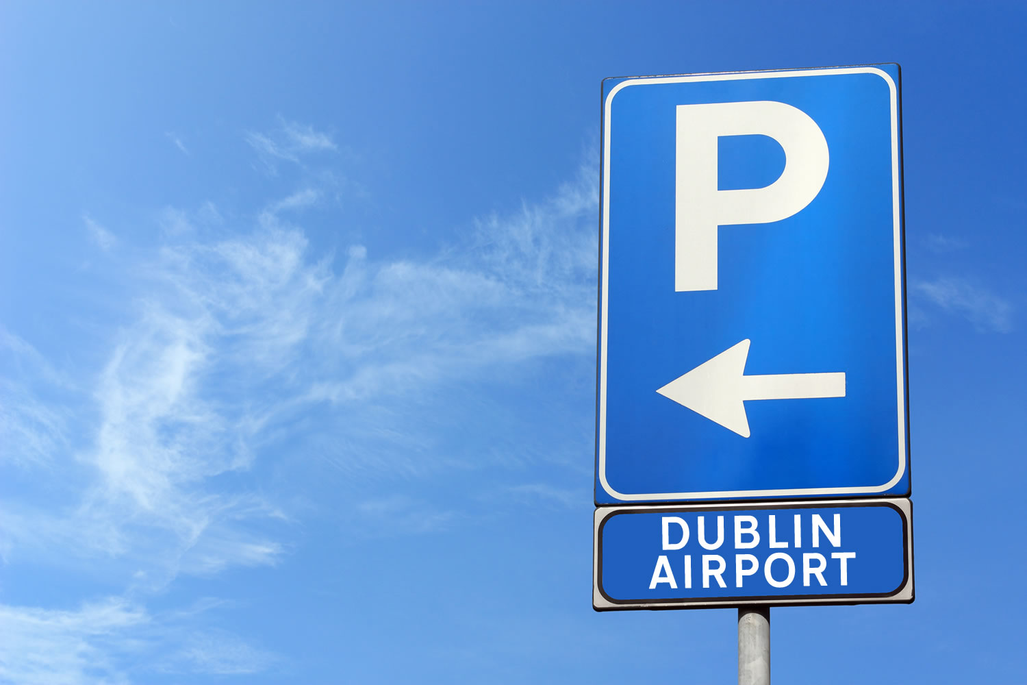 Dublin airport parking quote